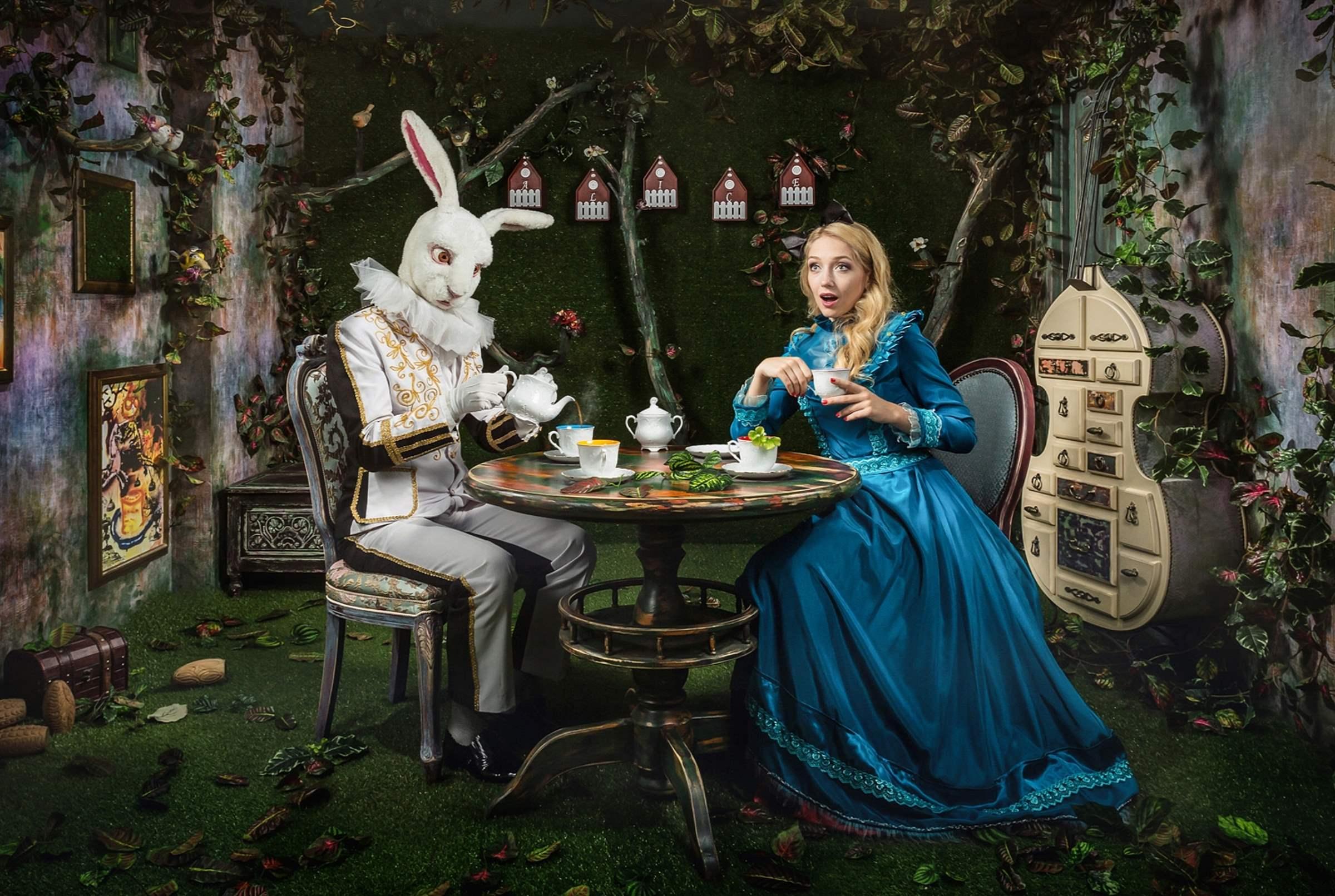 Алиса в стране чудес фото картинки
